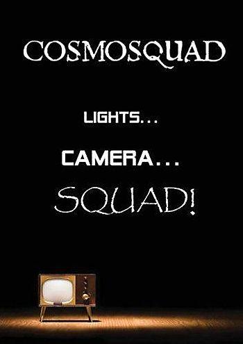 CosmoDVD